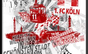 1 Fc Köln Art Edition Jörg Tacke